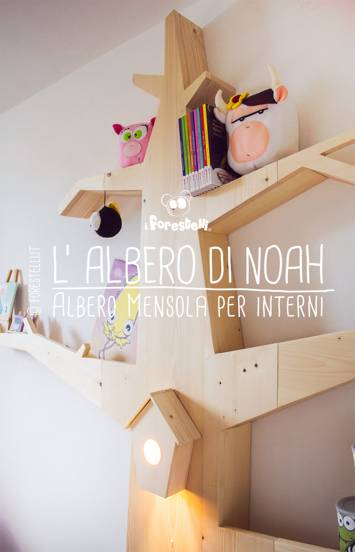 libreria albero di noah